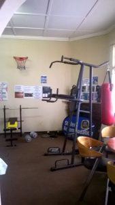 GYM EQUIPMENT2 at student accommodation durban godsolve