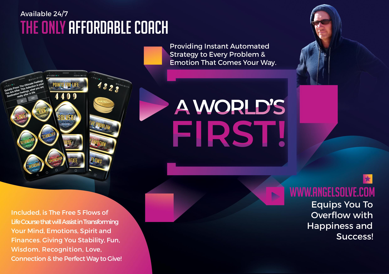 Angelsolve Auto Coach Bonus build by Durban Life coach Richard Daguiar 2