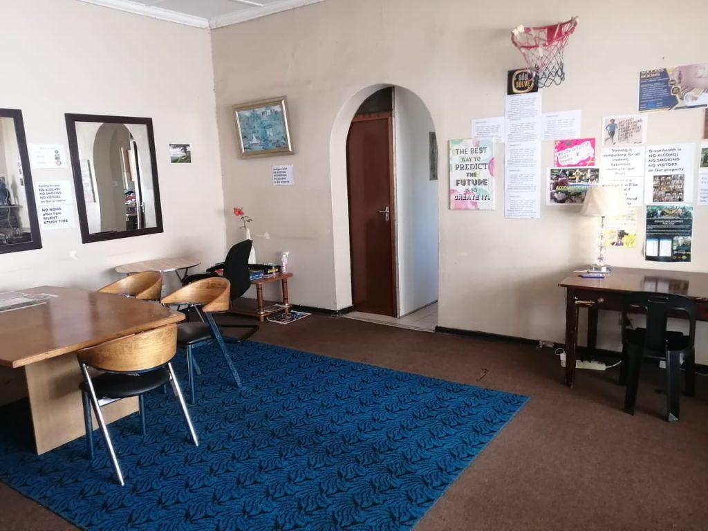 Study Lounge at godsolve accommodation durban 20210219