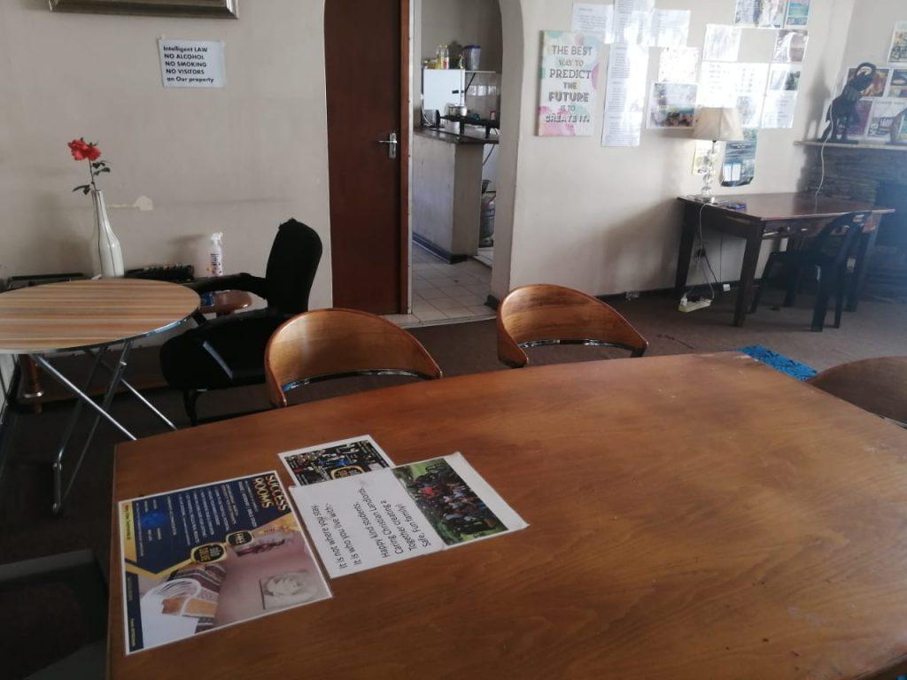 Study Lounge at godsolve accommodation durban 20210220
