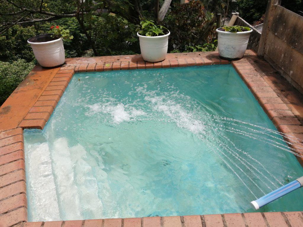 pool 2 at godsolve student accommodation in durban